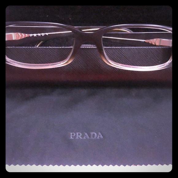 2f90dbcf246 FINAL PRICE 🔴 Prada eyeglass frames. M 5b3e30c28ad2f95009218bf1. Other  Accessories ...
